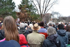 CANA Joins TUC and OPRF Community of Congregations for 'Black Lives Matter' March and Rally